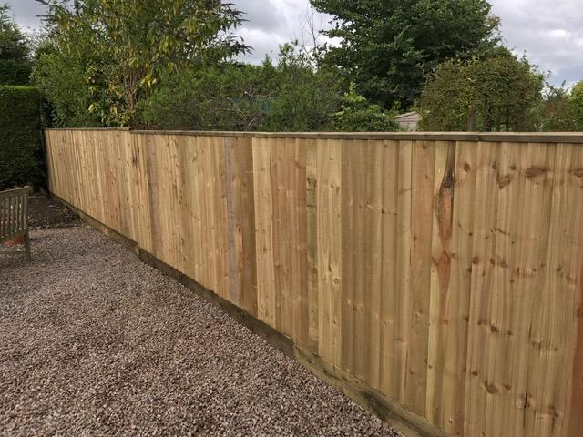 bath garden fencing