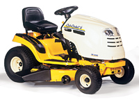 club cadet tractor