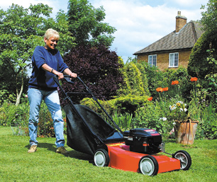 Garden machinery lawn mower Calne