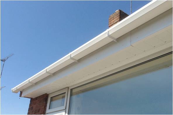 immaculate gutter cleaning