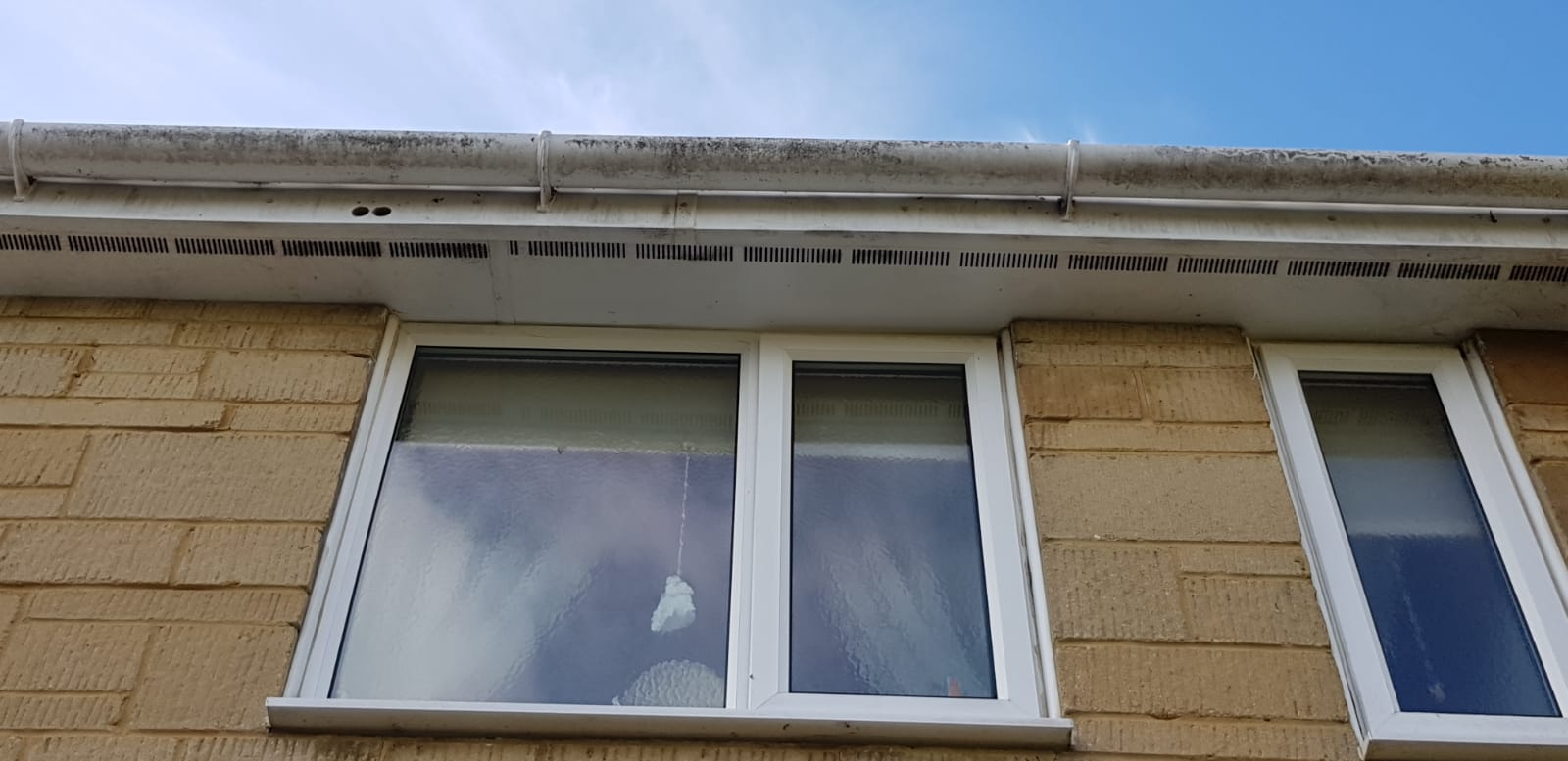 soffit, gutter cleaning in Bath, Chippenham & the surrounding area