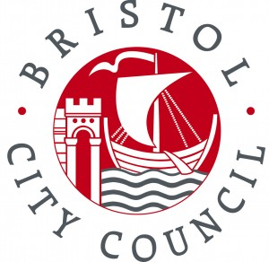 Decorating for Bristol City Council Logo
