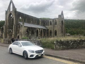 Bath to Tintern Abbey
