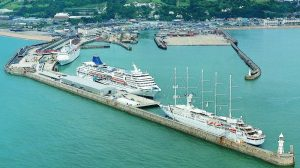 Bath to Dover Seaport