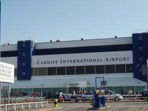 Bath to Cardiff Airport
