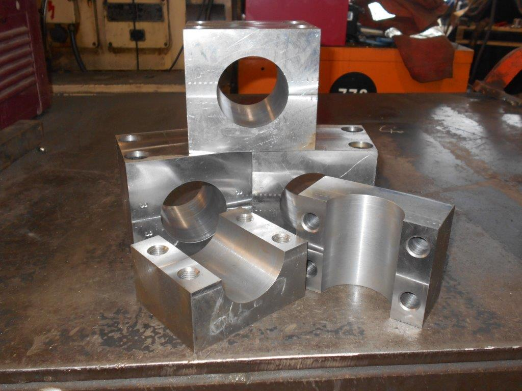 CNC engineered parts